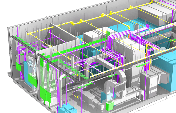 Mechanical CAD Drafting & Outsourcing